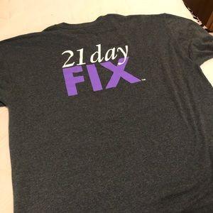 21 Day Fix Unisex shirt